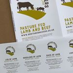 The printer has got steam coming off it today with all the swanky new labels I'm printing off for our lamb boxes shipping out this week!! #branding #tellyourstory #foodforthought #feedthesoul #soilhealth #regenerativeagriculture #pasturefed #grassfed #nativebreed #grassfedlamb #lambbox #hogget #britishlamb #meatbox #buylessbuybetter #foodforfoodies #foodlover #eeeeeats #delish #thefeedfeed #eatwell #goodfood #healthymeat #hearthealth #cotswoldfoodie #slowfood #ethicalfood