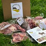 We've started delivering out this seasons delicious lamb boxes. I'm really pleased with both the quality of the lamb we've produced this year and also how much we've stepped up the finish and presentation of our fantastic product. It really reflects the hard work and commitment James and I put into our farming enterprise. Better labels, new recipe cards and more sustainable and compostable packing. I feel really delighted that we are offering a lamb box that reflects our passion for quality all the way from the field to our customer's front door. It's not too late to get your hands on a box - visit https:\/\/www.loopyewes.co.uk\/product-page\/lamb-box to order.