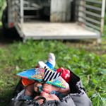 Baby Jack is chilling with his \u201cSea Tails\u201d book whilst we load cattle handling equipment. Some of it is off to a conservation grazing site where our young stock are based, the rest is going to the Parkland at the Bruern Estate. #farming #farmingfamily #farm365 #foodforthought #feedthesoul #soilhealth #regenerativeagriculture #pasturefed #grassfed #nativebreed #grassfedlamb #grassfedbeef #lambbox #beefbox #hogget #britishlamb #britishbeef #meatbox #buylessbuybetter #goodfood #healthymeat #cotswoldfoodie #slowfood #ethicalfood #tellyourstory #grazierlife