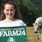 Today is #Farm24 on social media and it's a great opportunity to share some positive farming messages. We've decided to use it to give our kids a voice - as they will be part of the future of agriculture; either by farming themselves or because their lives will depend on the decisions being made at the moment about food security and the environmental impact of food production.