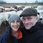 Just finished our last stock check for 2019. Big love and respect for this man and everything we have achieved together this year, managing some significant changes both with Heritage Graziers and our family. High five to all the other couples working together in farming through the highs and lows. #husbandandwifeteam #farmingfamily #farm365 #foodforthought #feedthesoul #soilhealth #regenerativeagriculture #pasturefed #grassfed #grassfinished #nativebreed #grassfedlamb #grassfedbeef #lambbox #beefbox #hogget #britishlamb #britishbeef #meatbox #buylessbuybetter #goodfood #healthymeat #cotswoldfoodie #slowfood #ethicalfood #tellyourstory #grazierlife #longhorn #longhornbeef #britishwhitecattle