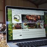 We launched our new website this week, link in bio. There's information about our farming journey and why we think our approach is good for the environment. It's crammed with images of our amazing animals and delicious lamb and beef and should work well across all platforms. It's been a work in progress since our new branding and a total team effort. I'm the designer and creative, James is the talented techie who has made it all come to life. We will hopefully be launching our online shop shortly to make it super convenient for our customers to order and pay for their lamb and beef. Any feedback or comments happily received \ud83d\udc4d #farming #farmtotable #supportyourlocalfarmers #eatwelllivewell #ethicaleating #craftmeat #meetyourmeat #foodforthought #feedthesoul #bethechange #soilhealth #regenerativeagriculture #pasturefed #grassfed #grassfinished #nativebreed #grassfedlamb #grassfedbeef #hogget #britishlamb #britishbeef #meatbox #buylessbuybetter #goodfood #cotswoldfoodie #slowfood #ethicalfood #longhorn #longhornbeef #britishwhitecattle