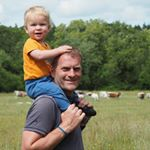 Funnily enough fathers day for James was all about checking the cattle and walking wildflower meadows \u2764\ufe0f